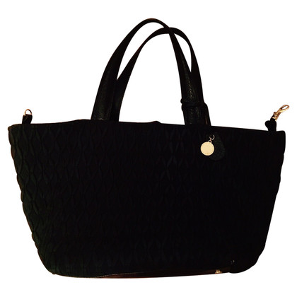 Escada black shopper