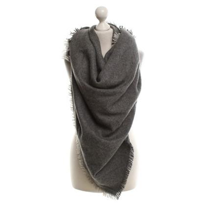 Bogner Kasjmier sjaal in Gray