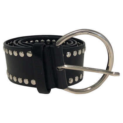 Miu Miu Belt with rivets