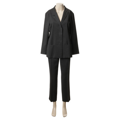 Jil Sander Pants suit in grey