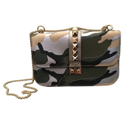 "Valentino ""Rockstud Crossbody Bag Medium"""