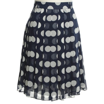 Whistles skirt with white dots