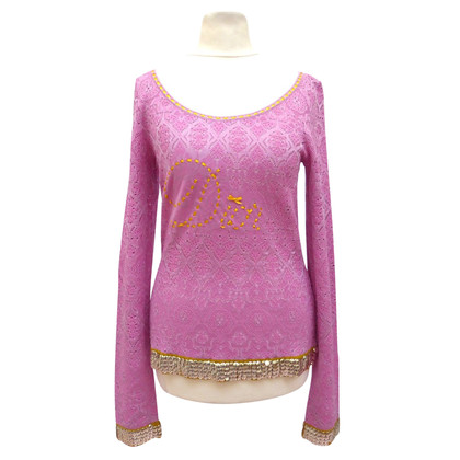 Christian Dior Sweater with sequins border