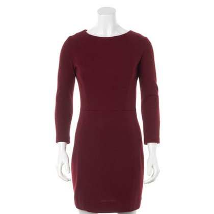 Sandro Dress in Bordeaux