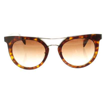 Prada Sunglasses with pattern