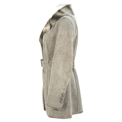Armani Coat in grey