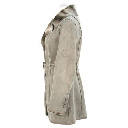 Armani Mantel in Grau
