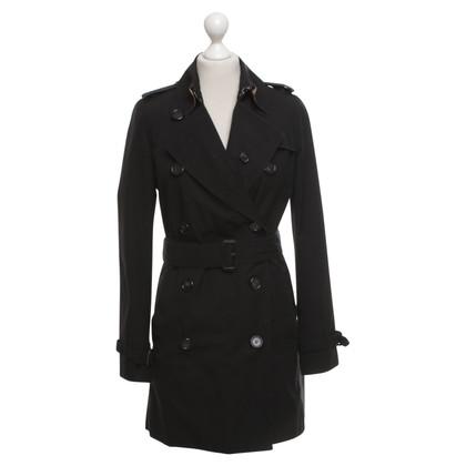 Burberry Trench coat in black