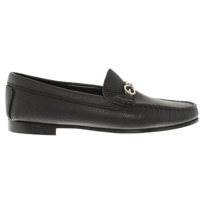 Escada Loafer in zwart