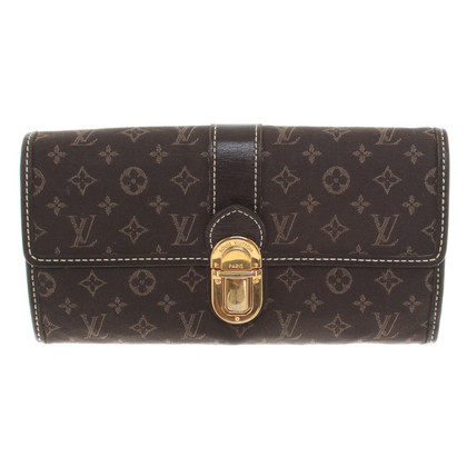 Louis Vuitton Wallet from Monogram Mini Lin