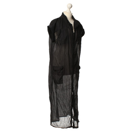 Humanoid Long dress in black