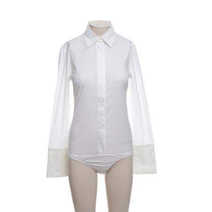 Patrizia Pepe camicetta corpo in crema