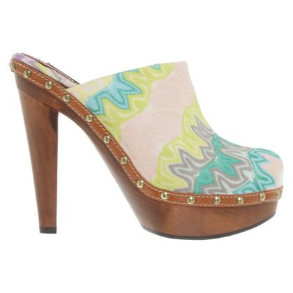Missoni Multi-colored sandals