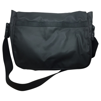Chanel Messenger Bag in Schwarz
