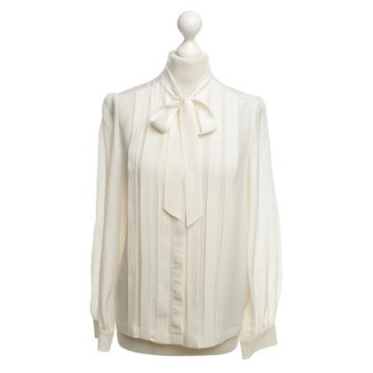 Andere merken Stella Bos - blouse in crème