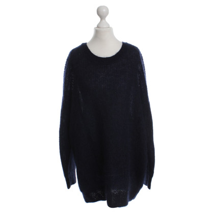 Cos Dark blue knit pullover