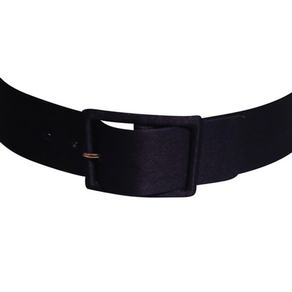 Chanel Satin belt with loop