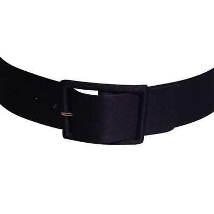 Chanel cintura in raso con passante