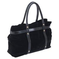 Lanvin Handtasche aus Samt