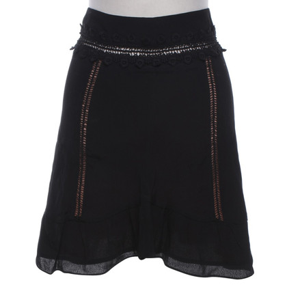 Other Designer For Love & Lemons - skirt in black