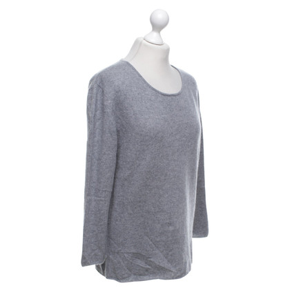 81 hours Cashmere sweater in grey