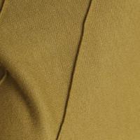 Mugler Knit dress in green