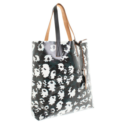 Marni Tote Bag with pattern