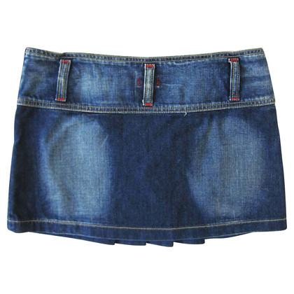 D&G Denim mini skirt