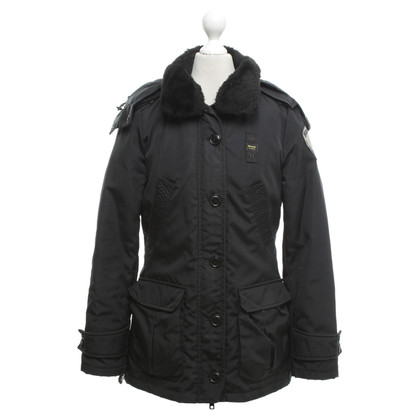Blauer USA Giacca in Black