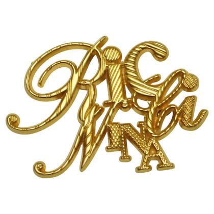 Nina Ricci brooch