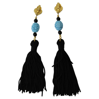 Kenneth Jay Lane BOUCLES D'OREILLES DE KENNETH JAY LANE