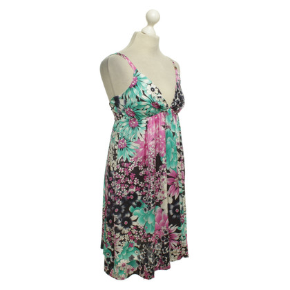 Elisabetta Franchi Dress with floral pattern