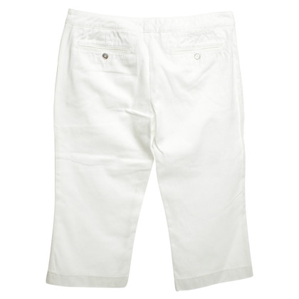 D&G 3 / 4-trousers in white