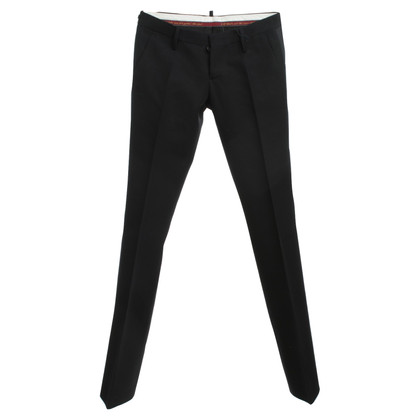 Dsquared2 Pantalon in zwart