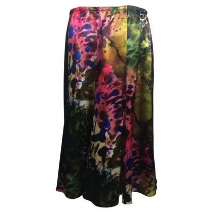 Mariella Burani skirt made of silk