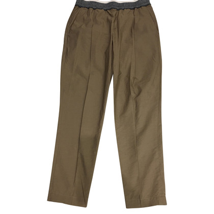 Brunello Cucinelli Brown trousers