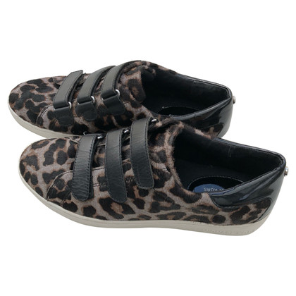 Michael Kors Sneakers with leopard print