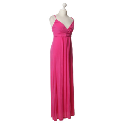 Allude Maxikleid in Pink