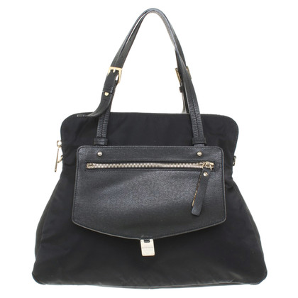 Borbonese Handbag in black