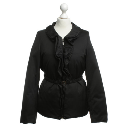 Escada Black down jacket