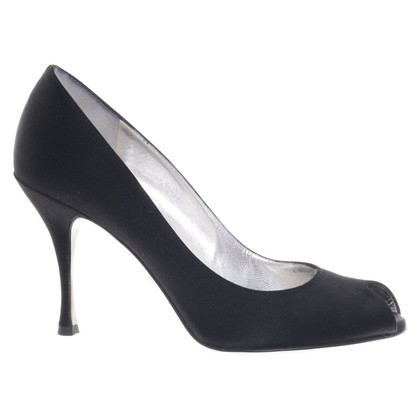 Dolce & Gabbana Plateau-pumps in black