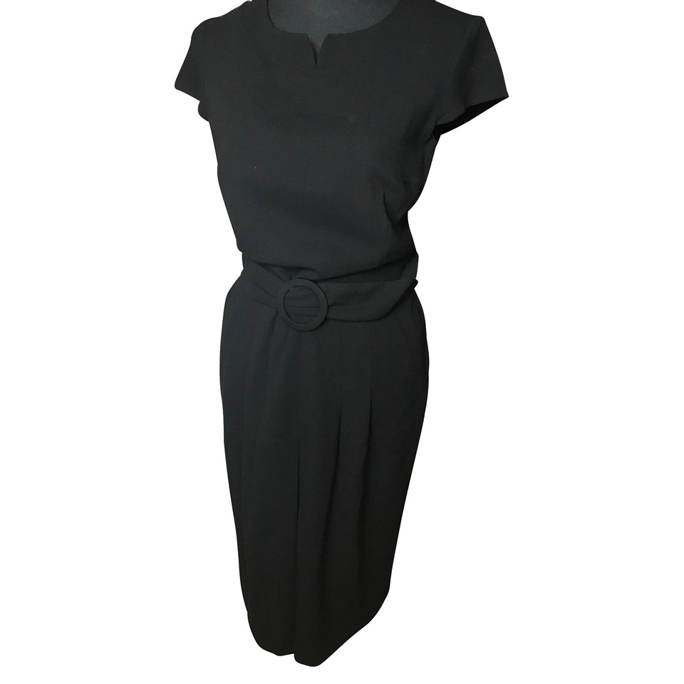 St. Emile Dress in black