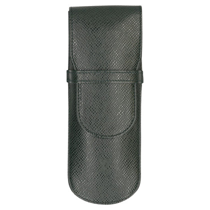 "Louis Vuitton Holder ""Stylos"" made of taiga leather"