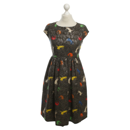 Paul & Joe Dress with colorful patterns
