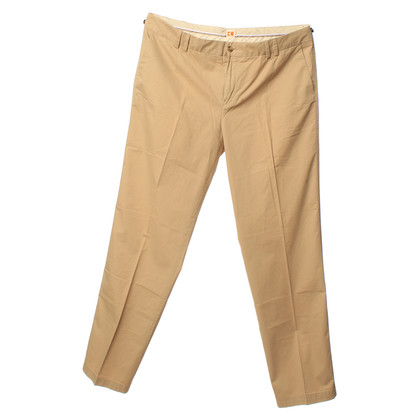 Boss Orange Pantalone chino beige