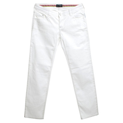Armani Jeans Jeans in bianco