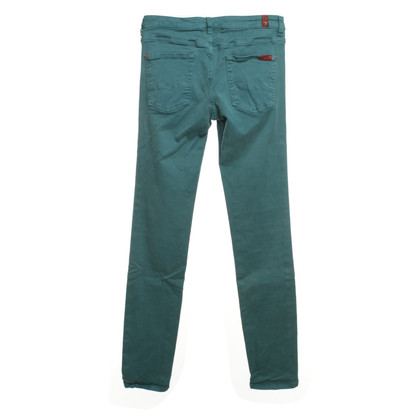 7 For All Mankind Jeans in Petrol