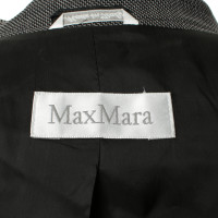 Max Mara Grey wool Blazer