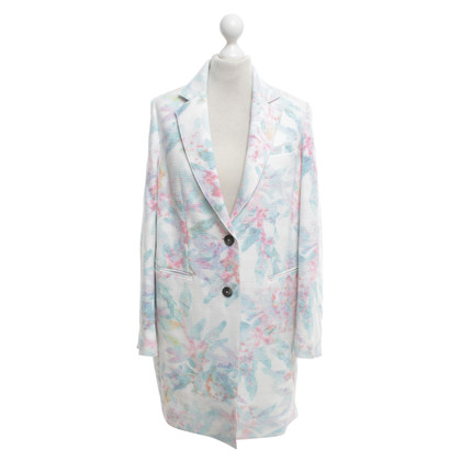 Hugo Boss Coat with a floral pattern