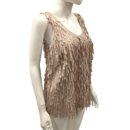 Brunello Cucinelli top with fringes